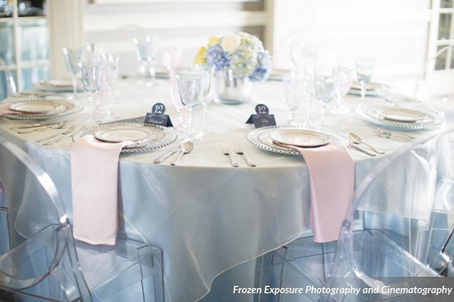 Glamorous Styled Shoot - Photo by Frozen Exposure
