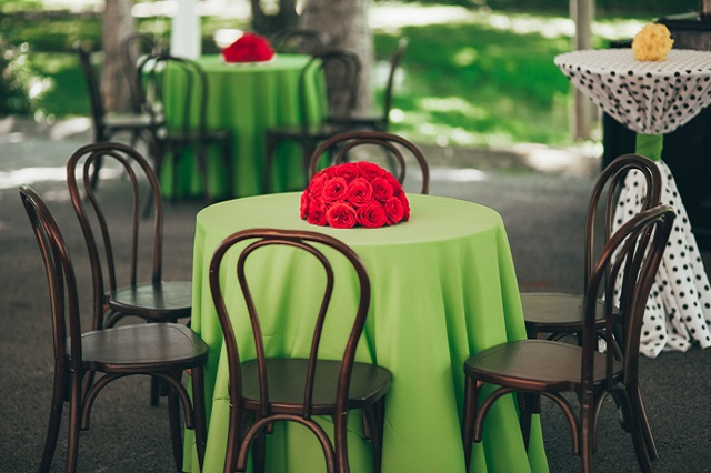 Cafe Bistro Chairs - Kyle Gregory Photography