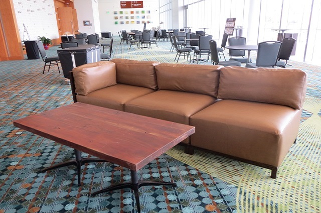 Music City Center - Avanti Bronze Axis Furniture
