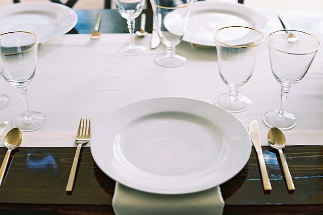Bloomsbury Farm Place Setting - Photo by Austin Gros
