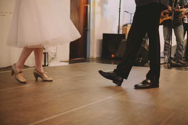 A Ruby Dance Floor - Photo by Photography Anthology
