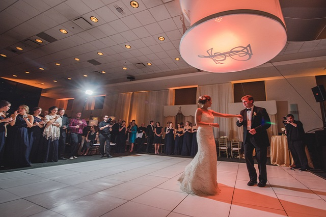 Dance Floor at The Frist - Photo by Joe Hendricks