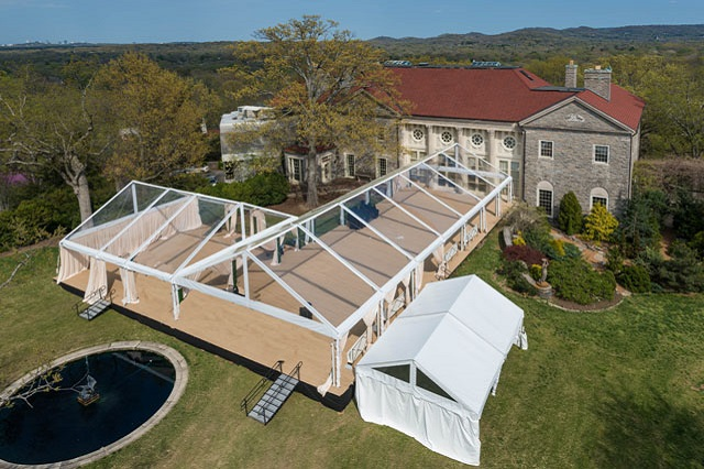Cheekwood Tenting and Flooring