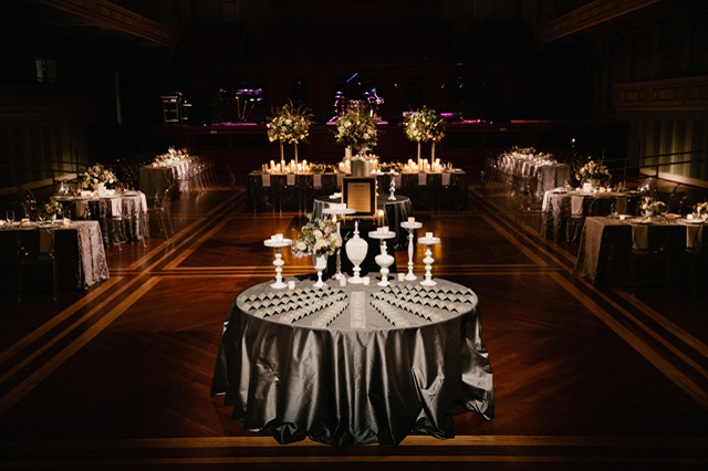 Schermerhorn Symphony Center Wedding - Photo by Kristyn Hogan