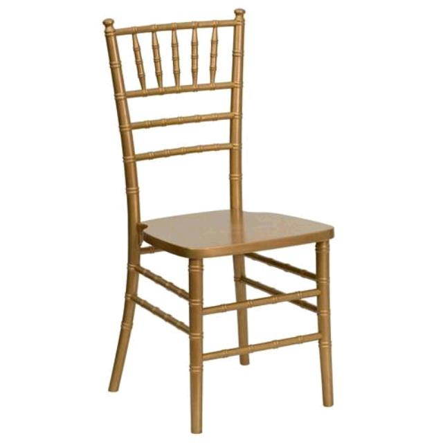 Where to find Chair, Chiavari Gold in Nashville