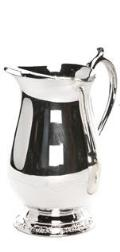 Rental store for Pitcher, 2 qt. Silver Ornate in Nashville TN