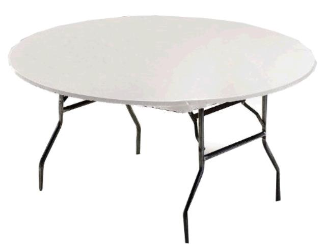 Where to find Plastic Cover for 72  Table, White in Nashville