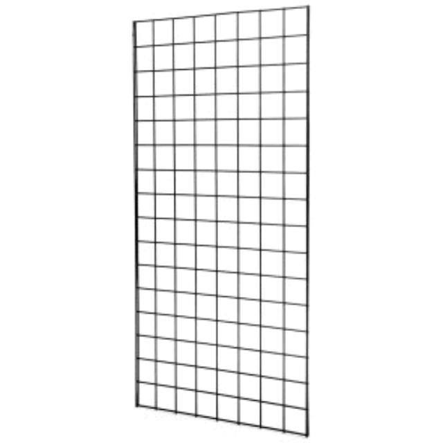 Where to find Black Metal Grids 2 x7 in Nashville