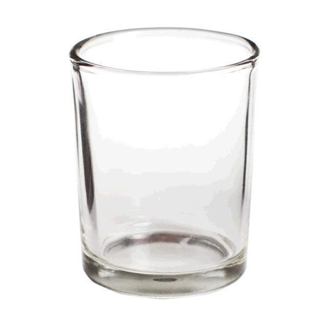 Where to find Votive, Clear Glass 2-1 2  with Wax in Nashville