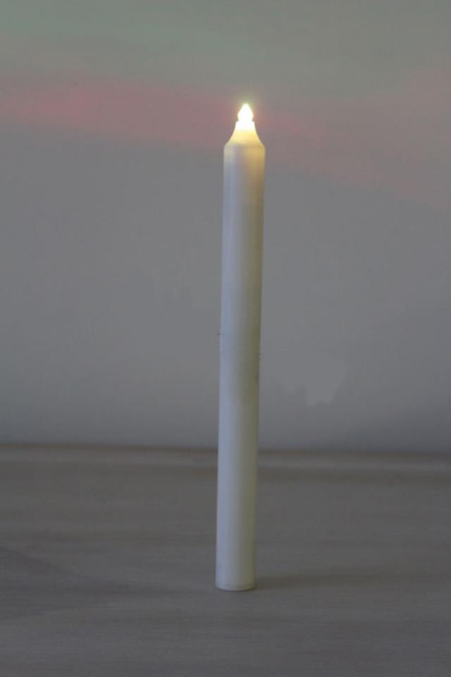 Where to find Candle, Flameless Taper in Nashville