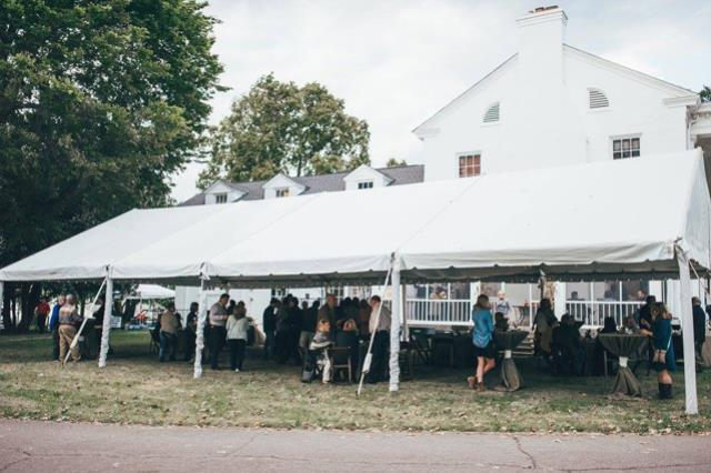 Where to find White Frame Tents in Nashville