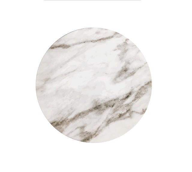 Where to find Charger, Faux Marble Melamine 13 in Nashville