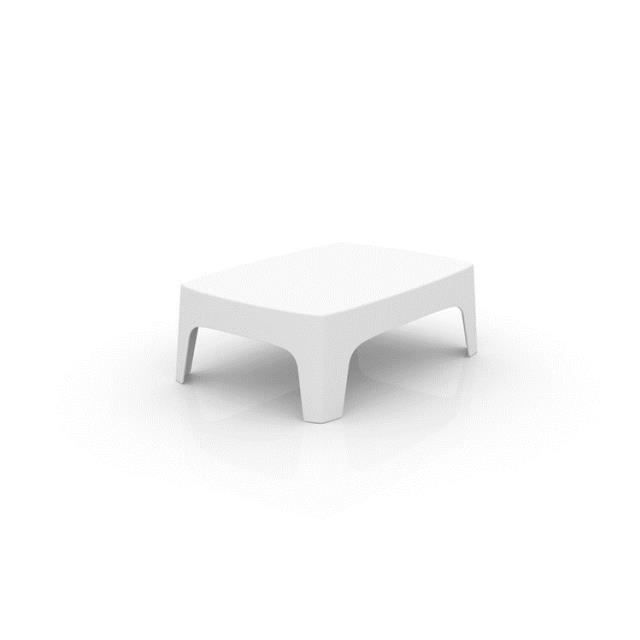 Outdoor Coffee Table White Modern Resin, Outdoor Furniture Franklin Tn