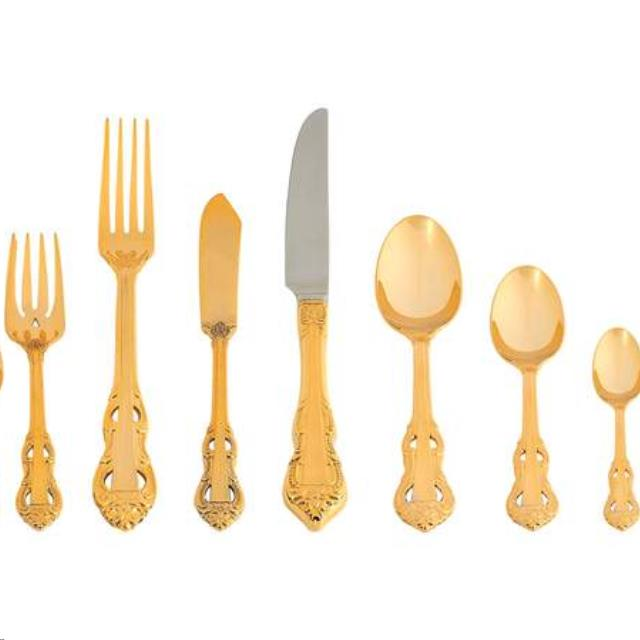 Where to find King Arthur Gold Flatware in Nashville