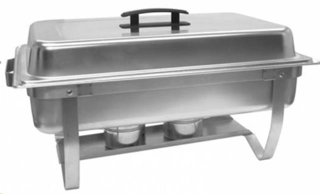 Where to find Chafer, 8 qt. RECT. Stainless BOH in Nashville