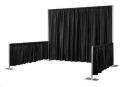 Rental store for Pole and Drape Booth 10  x 10 in Nashville TN