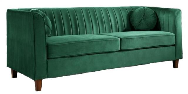 Where to find Sofa, Venice Emerald Velvet in Nashville